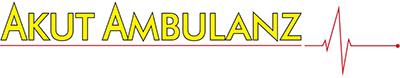 Akut Ambulanz – Kranken- und Spezialtransporte Logo